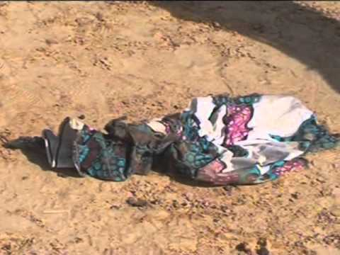 Four Female suicide Bombers Blow Themselves Up At Check Point.