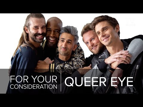 The Queer Eye's Fab 5 Love Up on Each Other in This Video and It's Too Pure
