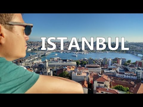 ISTANBUL, TURKEY – Travel Video Montage