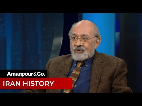 Historian Ervand Abrahamian on U.S.-Iran Relations | Amanpour and Company