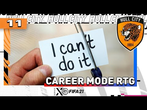 CAN WE PULL OFF THE IMPOSSIBLE?! FIFA 21 | Hull City RTG Career Mode S4 Ep11