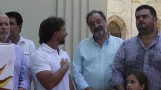 Homenaje a Leandro Gomez en Paysandu