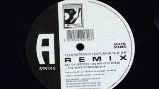 Get up (before the night is over) the wing command mix - Technotronic