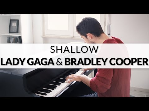 Lady Gaga & Bradley Cooper - Shallow (A Star Is Born) | Piano + Strings Cover