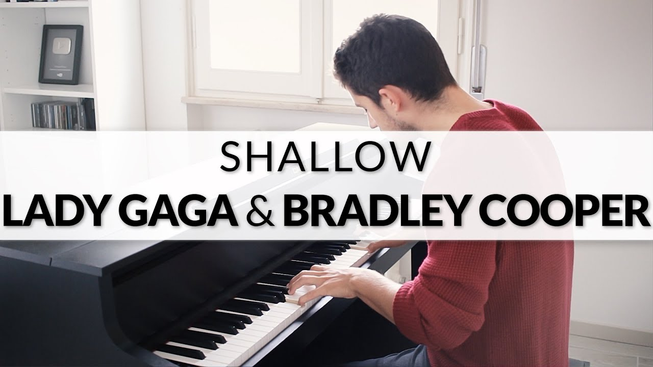 Lady Gaga & Bradley Cooper - Shallow (A Star Is Born Soundtrack) | Piano +  Strings Cover