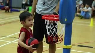 gmf peewee basketball training 3 4 years old gmf幼苗籃球訓練課程 3 4歲