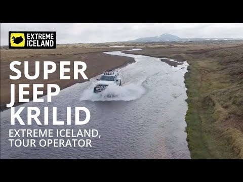 Super Jeep Krilid - Extreme Iceland Tour Operator