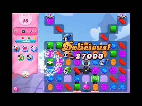 Candy Crush Saga - Level 3222 ☆☆☆