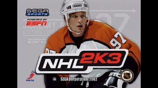 Hockey Game History - NHL 2K3