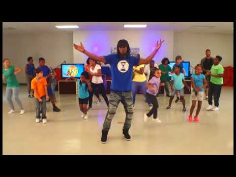24/7 VBS 2018: Worship - Music Video Montage