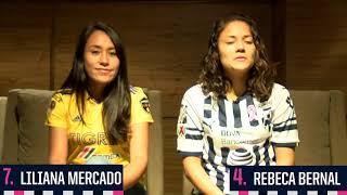 Los comentarios de las capitanas Liliana Mercado y Rebeca Bernal en el Día de Medios.