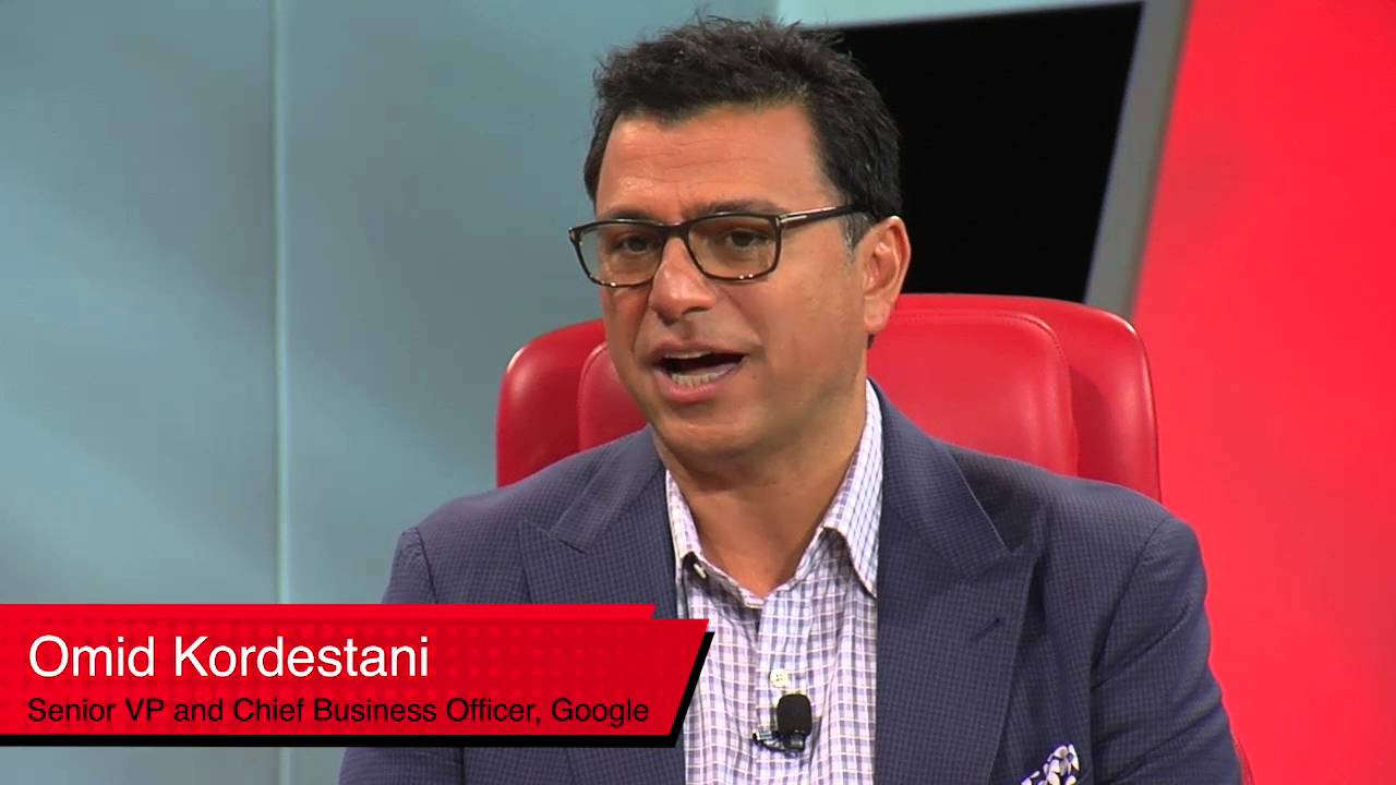 The Prodigal Son of Google: Omid Kordestani's Full Code