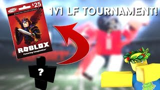 [REGISTRATION CLOSED] LEGENDARY FOOTBALL 1V1 TOURNAMENT (ROBLOX CARD GIVEAWAY)