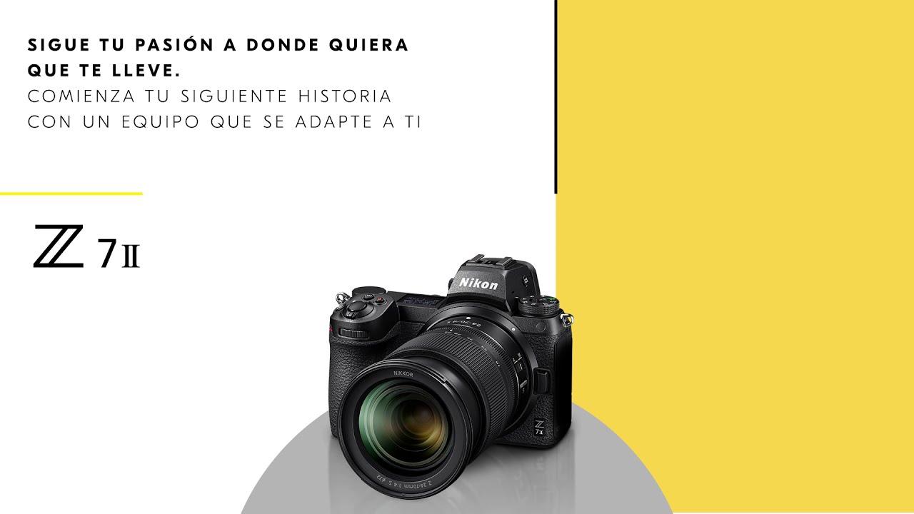 Nikon- Creatividad en movimiento