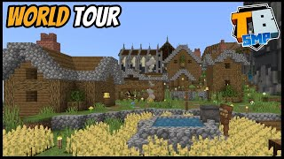 Minecraft Survival World Tour - 1 Year Of Truly Bedrock Episode 85 (1.14 SMP)