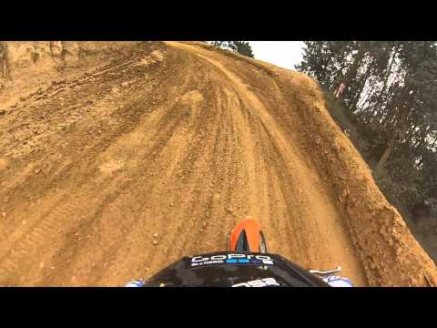 GoPro - Santa coloma de farners mx - Mark Ruiz #84