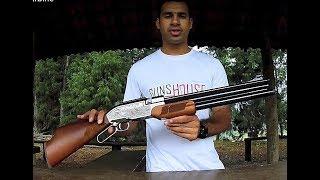 Sumatra .22 Carbine