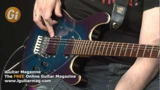 Steve Morse Tone Sound Amps Guitars Pedals We Used With Jamie Humphries IGuitar Magazine