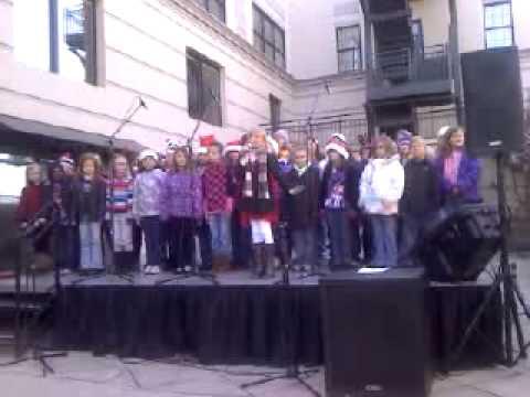 Larne Elementary School Soaring Singers