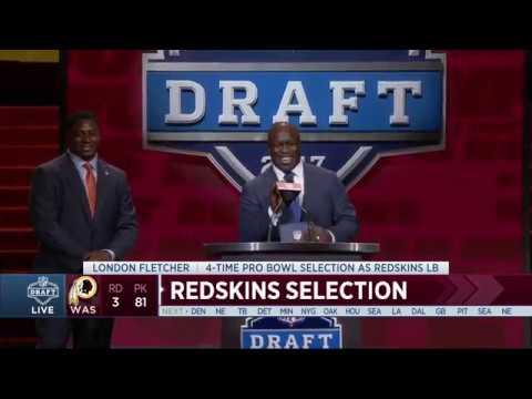 Washington Redskins Select Fabian Moreau, CB (UCLA): Round 3, Pick 83