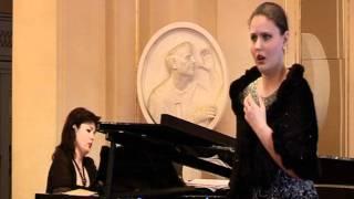 """Lubov Molina. Glinka Vanya's Aria """"Life for the Tsar"""""""