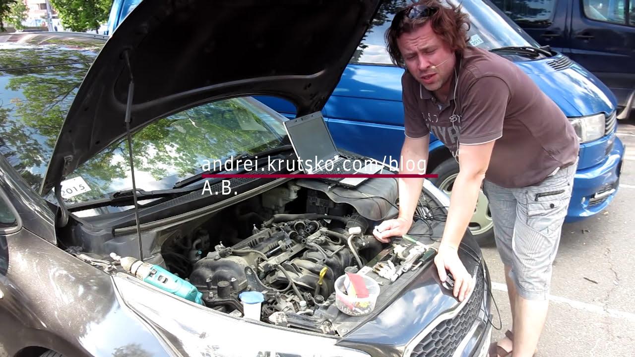 Исследование Цпг: Kia Ceed 1 6 G4fg, 89т Км  Andrei Krutsko 04:18 HD