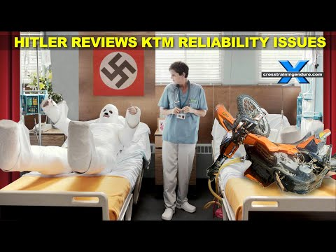 HITLER REVIEWS KTM, BETA & JAP BIKES Cross Training Enduro