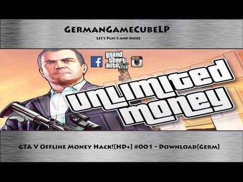 GTA V Offline Money Hack [HD+] #01 [German][PS3]