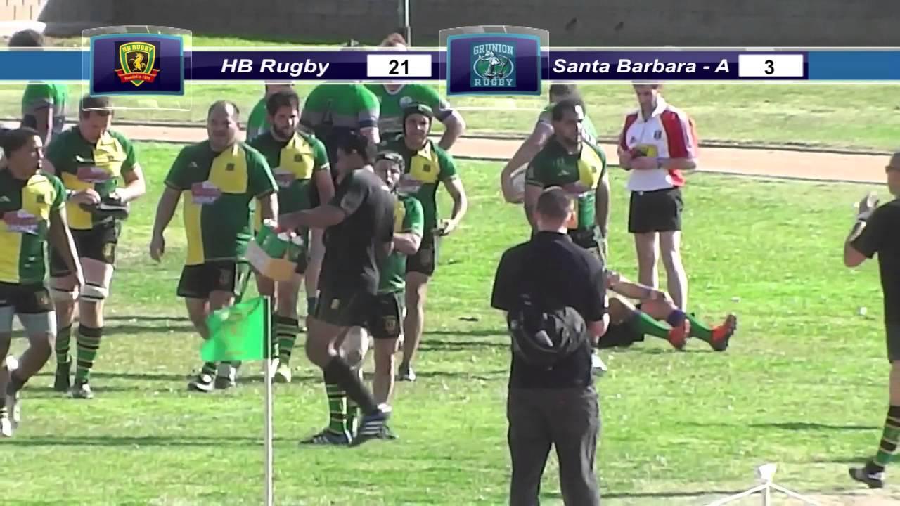 Hb Rugby Vs Santa Barbara Grunions 2 8 14