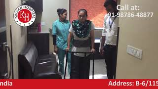 Back Pain Treatment With Spine Surgery in Ludhiana - Kalyan Hospital