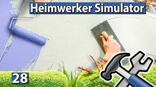 HEIMWERKER SIMULATOR 🛠 Fette Studenten Party ► #28 House Flipper Beta deutsch german