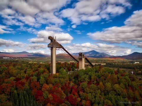 Adirondacks - Fall In the High Peaks - 4K