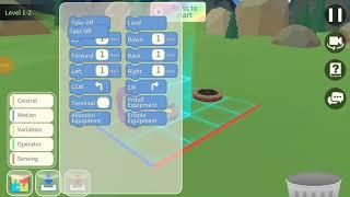 Tello drone and kids coding