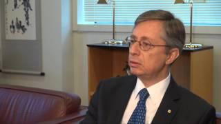 Mr Neil Mules AO, Australian Ambassador to the Netherlands