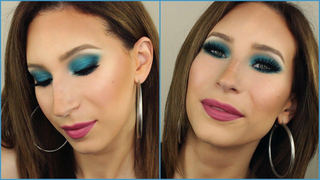 Favoloso Makeup Tutorial Occhi Azzurri | Giulia Bencich - YouTube TE49