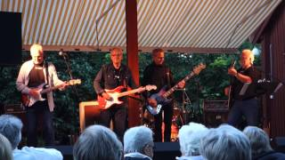 THE RYDERS - Saturday Night At The Duckpond -  live 2015