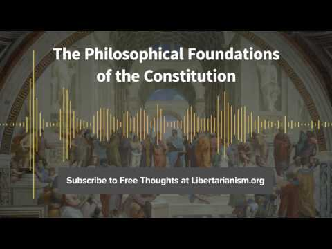 Episode 139: The Philosophical Foundations of the Constitution (with Roger Pilon)