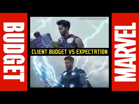 Filmmaker Goes Viral With Hilarious Low-Budget 'Avengers: Endgame' Trailer