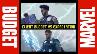 Avengers: Endgame - Low-cost Trailer Parody by @Jazephua