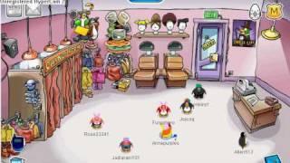 Clubpenguin- Easter hunt