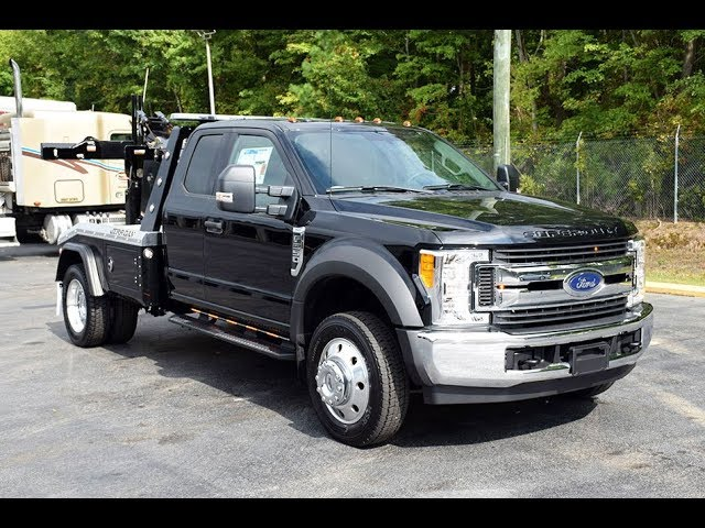 *SOLD* 2017 Ford F-550 XLT with Jerr-Dan MPL40 – Stock#9065