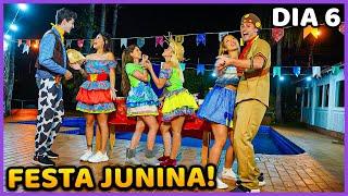 Baixar FESTA JUNINA NA CASA DE QUARENTENA!! ( DIA 6 ) [ REZENDE EVIL ]