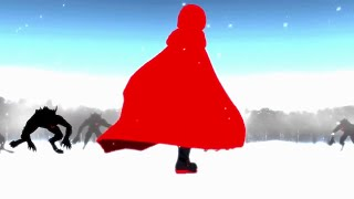 Ruby Rose RWBY Trailer