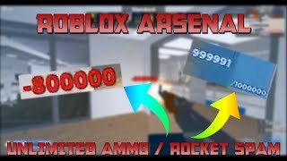 [NEW] ROBLOX HACK/SCRIPT ✅ ARSENAL ✅ 😱 OP HACK, ROCKET SPAM AND UNLIMITED AMMO 😱[FREE] [Feb 11]