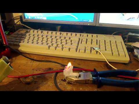Plasmafeuerzeug Plasma Lighter