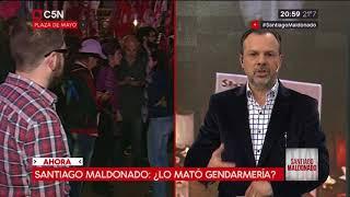 Minuto Uno: Programa 20/10/2017: Santiago Maldonado (parte 1)