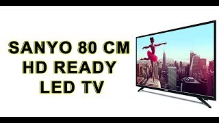 Sanyo 80 cm (32 inches) HD Ready LED TV