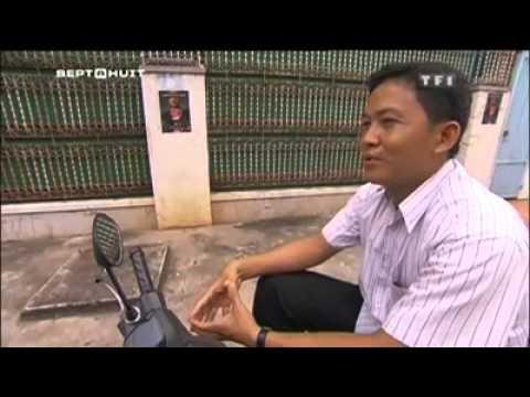 APLE Cambodia , enquête de TF1 (émission sept à huit)