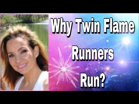 Why Twin Flames Runners RUN ? How to heal from pain and Unite with Your  Twin flame!