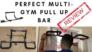 Perfect Fitness Multi Gym Doorway Pull Up Bar Review
